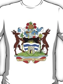 Antigua coat of arms T-Shirt