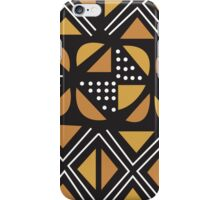 African Tribal Pattern No. 13 iPhone Case/Skin
