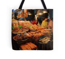 Dried Seafood Tote Bag