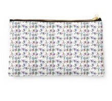 Colorful Polka Dots Studio Pouch
