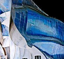 gehryscape by Bruce  Dickson