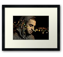 Night&Day - Night 1 Framed Print