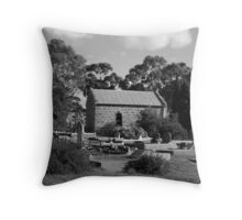 """Woodside Chapel, Woodside, SA"" Throw Pillow"
