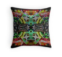 Extra Terrestrial Throw Pillow
