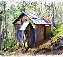 Hikers' Hut by Trevor  Tanner