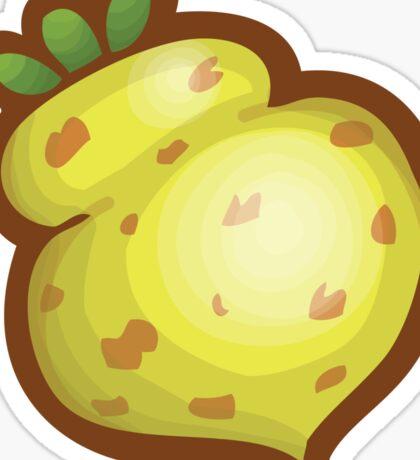 Citrus Berry Sticker