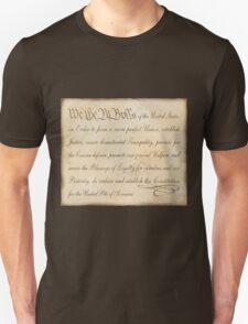 We the Pit Bulls... T-Shirt