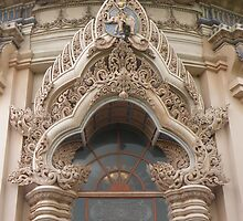 entrance to erawan museum by peaka3