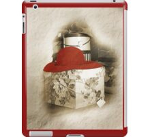 The Red Hat iPad Case/Skin