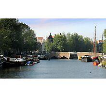 Netherlands Photographic Print
