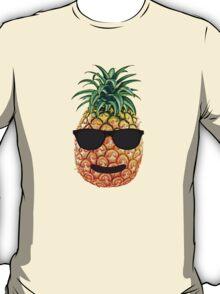 Smiley Pineapple T-Shirt