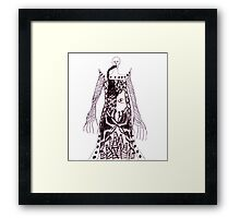 Mage of transfiguration Framed Print