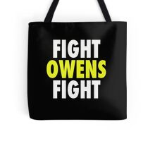 Fight Owens Fight Tote Bag