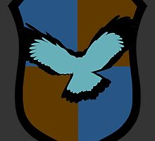 Ravenclaw Crest by Stepjump