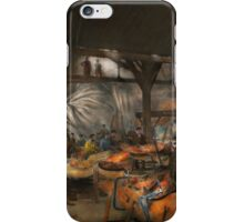 Americana - The creation of Liberty - 1882 iPhone Case/Skin