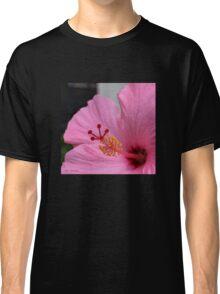Pink Hibiscus Classic T-Shirt