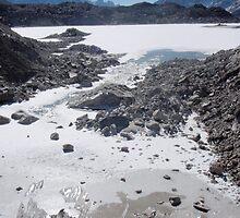 Ngozumba Glacier by Kristi Bryant