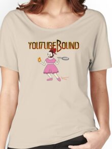 Youtubebound Wade Women's Relaxed Fit T-Shirt