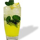 limon mojito by Mindy Nguyen