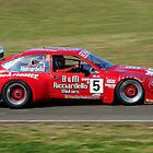 Tony Ricciardello - Kerrick Sports Sedan National Series Race by Gino Iori