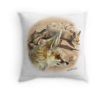 RUEPPELL'S FOX 1 Throw Pillow