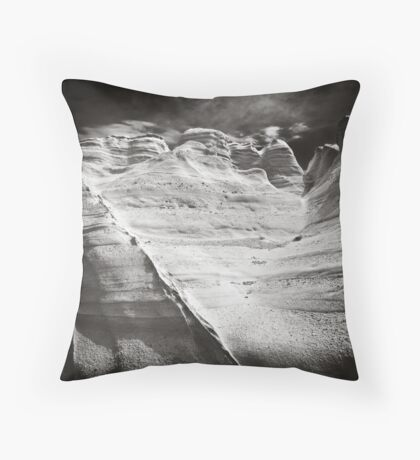 Vains Throw Pillow