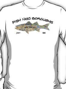 New York Fishing T-Shirt