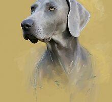 Ellie Portrait by Leslie Nicole