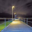 Kwinana Beach Jetty  by EOS20