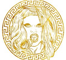 Gaga Versace by dreamour