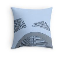 Blueprint for Urban Ecstacy Throw Pillow
