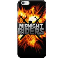 Midnight Riders - Left4Dead2 iPhone Case/Skin