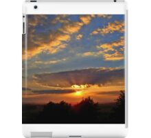 Good Night     ... sweet dreams iPad Case/Skin