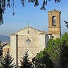San Francesco, Centro Storico, Perugia, Italy by Philip Mitchell