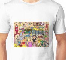 Harlem shake- Not for Children Unisex T-Shirt