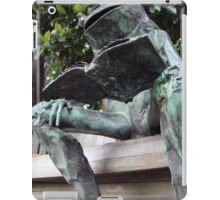The Reader -2 iPad Case/Skin
