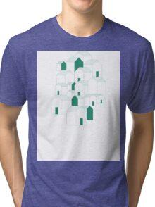 Hill Houses Tri-blend T-Shirt