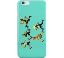 Young Strawhats  iPhone Case/Skin
