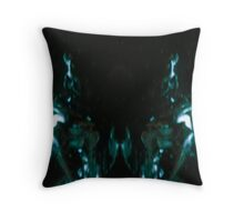 Point of Impact Throw Pillow