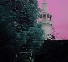 Regents Park Mosque. by Angel-L