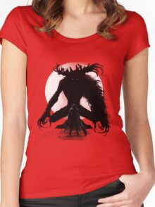 Time to Hunt Women's Fitted Scoop T-Shirt