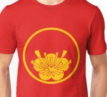 Plum Blossom (Yellow) Unisex T-Shirt