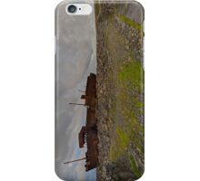 The Plassey - a wrectangular view iPhone Case/Skin