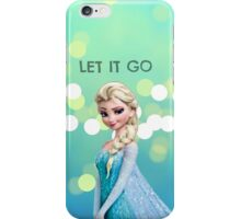 Phone Case -  Elsa Frozen Let it go iPhone Case/Skin