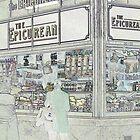 Food Heaven: Melbourne's Victoria Markets by Ian Ker