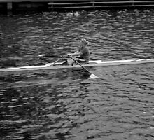 York River Rowing by Andiio