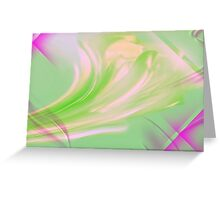 abstract 128-Art + Design products Greeting Card