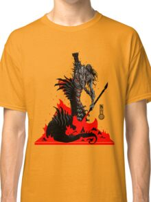 The Game of Kings, Wave Six: The Black Queen's Rook Classic T-Shirt