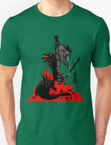 The Game of Kings, Wave Six: The Black Queen's Rook T-Shirt
