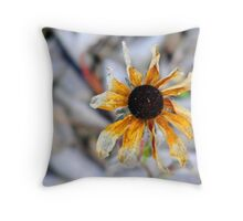 Wilted. Throw Pillow